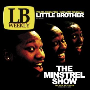 Little Brother Minstrel Show Cover