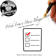 Words From a Music Blogger: Submitting Music (Part 1)