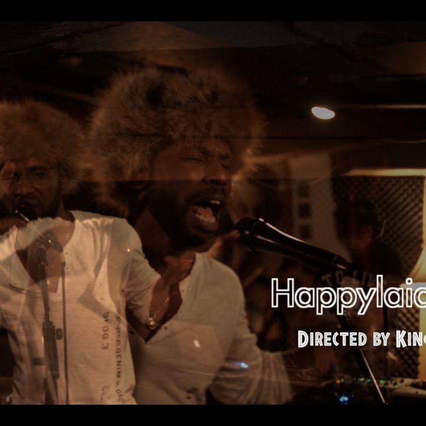 """Happylaidback"" – King Reign"