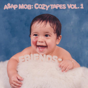 a$ap mob cozy tapes vol 1 friends album cover