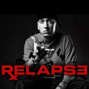 eminem relapse album photo