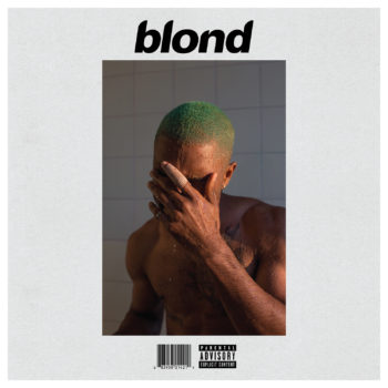 frank ocean blond album cover