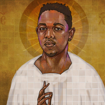 the radical christianity of kendrick lamar
