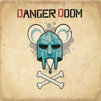 DangerDOOM The Mouse and the Mask Cover