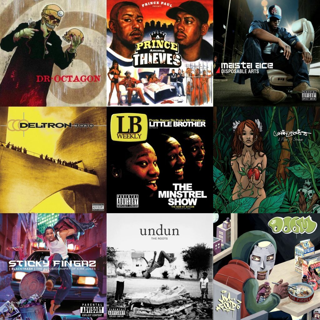 Top 15 Best Hip-Hop Concept Albums of All Time - The Hip Hop Speakeasy