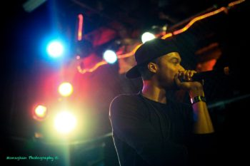 Black Milk at Reggies in Chicago