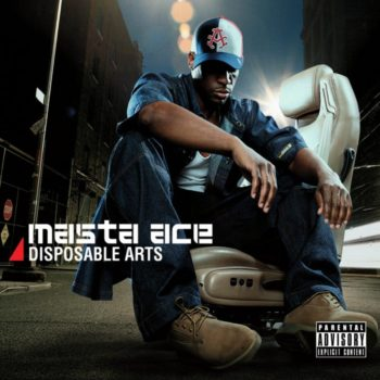 Masta Ace Disposable Arts Cover