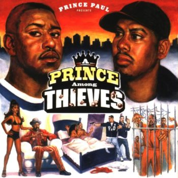 Prince Paul A Prince of Thieves Cover