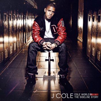 J. Cole Cole World: The Sideline Story Album Cover