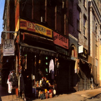 Beastie Boys Paul's Boutique Album Cover